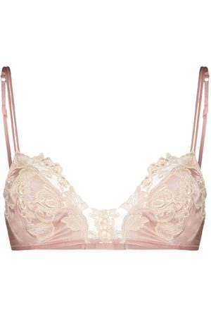 La Perla Maison lace-embellished bra