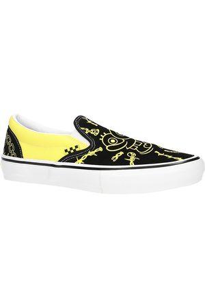 Vans X Spongebob Skate Slip-On Skate Shoes