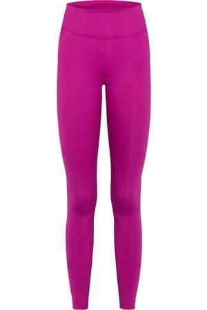 Nike Damen Leggings & Treggings - 7/8-Tights One Luxe pink
