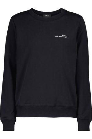 A.P.C. Sweatshirt Item aus Baumwolle