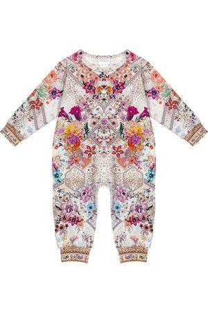 Camilla Baby Spieler aus Stretch-Baumwolle