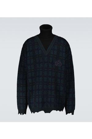 Balenciaga Pullover mit Rollkragendetail