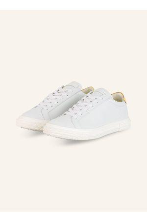 Giuseppe Zanotti Herren Sneakers - Sneaker Blabber weiss