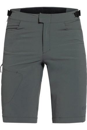 gore Herren Shorts - Radhose Explore Ohne Gepolsterten Einsatz grau