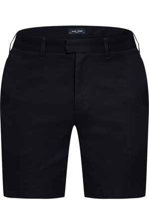Fred Perry Shorts blau