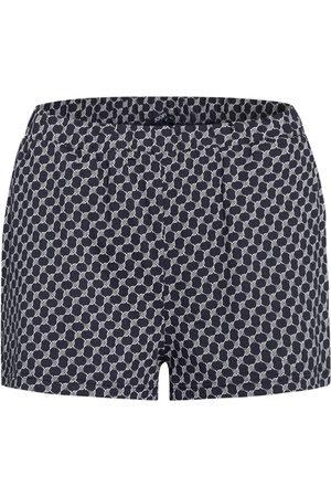 Joop! Damen Schlafanzüge - Lounge-Shorts blau