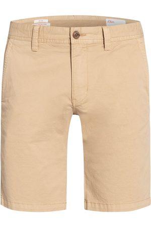 s.Oliver RED Herren Shorts - Chino-Shorts Austin Slim Fit