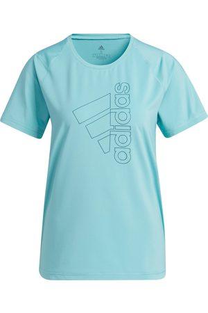 Adidas TECH BADGE OF SPORT AEROREADY Funktionsshirt Damen