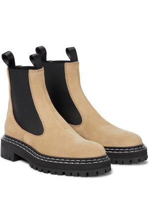 Proenza Schouler Chelsea Boots aus Leder