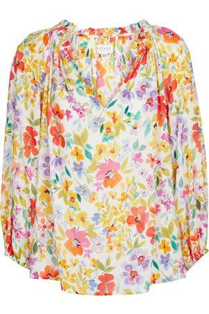 Velvet Bedruckte Bluse Tyra