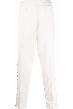 Golden Goose Herren Jogginghosen - Star-trim tailored track pants