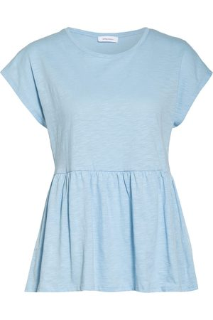 darling harbour Damen Shirts - T-Shirt blau