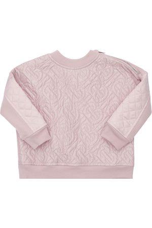 BURBERRY Damen Sweatshirts - Sweatshirt Aus Baumwolle