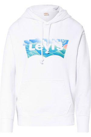 Levi's® Damen Sweatshirts - Hoodie weiss