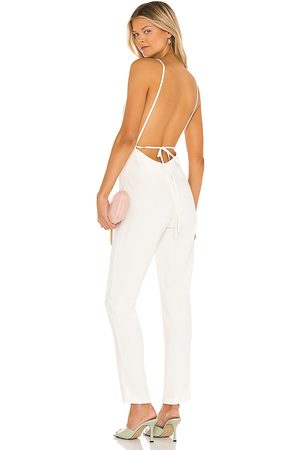 Amanda Uprichard Janet Jumpsuit in - . Size L (also in M, XS, S).
