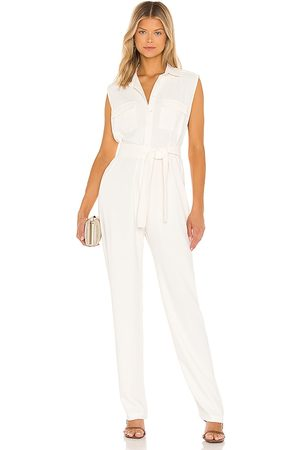 Amanda Uprichard Edith Maxi Jumpsuit in - . Size L (also in XS, S, M).