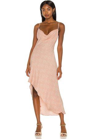 Camila Coelho Otavia Slip Dress in - . Size L (also in XXS, XS, S, M, XL).