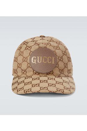 Gucci Baseballcap GG aus Canvas