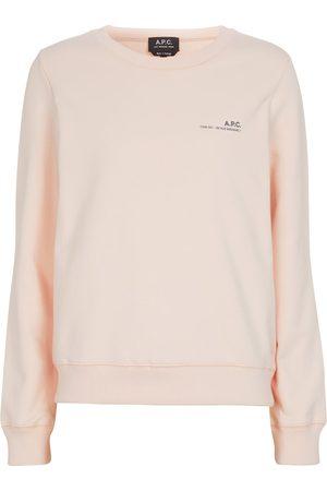 A.P.C. Sweatshirt Item aus Stretch-Baumwolle