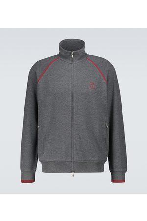 Brunello Cucinelli Sweatshirt aus Baumwolle
