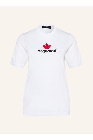 Dsquared2 T-Shirt weiss