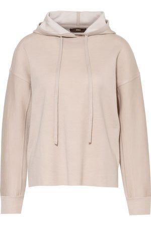 windsor. Damen Sweatshirts - Strick-Hoodie braun