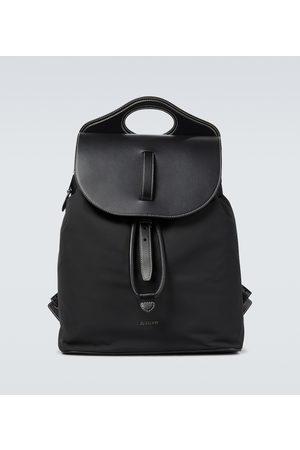 Burberry Rucksack Pocket mit Leder