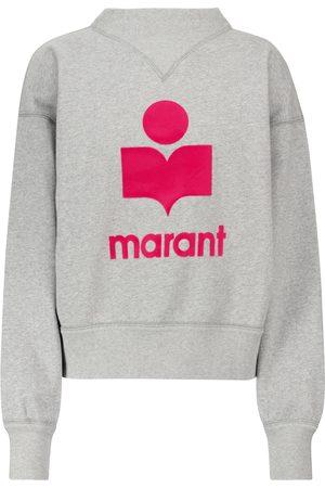 Isabel Marant, Étoile Damen Lange Ärmel - Sweatshirt Moby aus Jersey