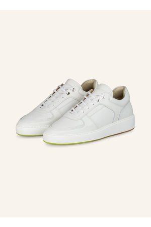 NUBIKK Sneaker Jiro Limo weiss