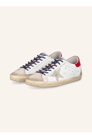 Golden Goose Sneaker Super-Star weiss