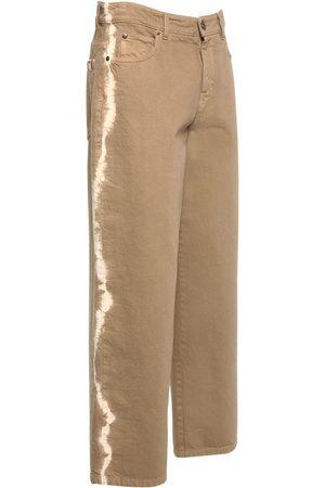 Max Mara Jeans Aus Baumwolldenim
