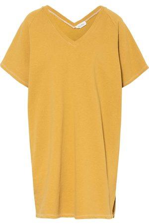 American Vintage Sweatkleid orange