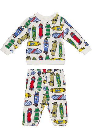Stella McCartney Baby Set aus Sweatshirt und Jogginghose