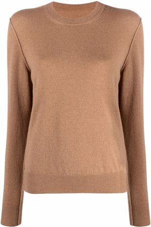 Maison Margiela Damen Strickpullover - Knitted cashmere jumper
