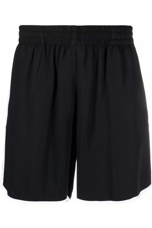 BLUE SKY INN Contrast stripe shorts