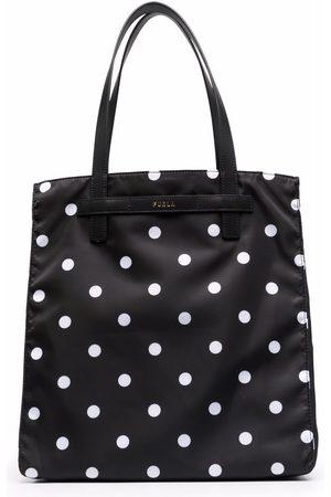 Furla Digit large shopping bag