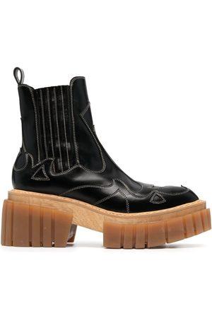 Stella McCartney Damen Stiefeletten - Emilie ankle boots