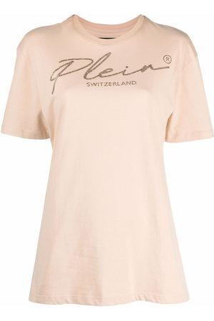 Philipp Plein Signature crystal-embellished T-shirt