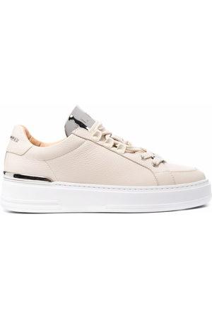 Philipp Plein Damen Sneakers - Networth low-top leather sneakers