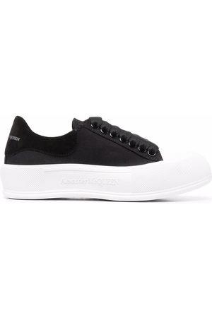 Alexander McQueen Damen Sneakers - Tread Slick chunky-sole sneakers