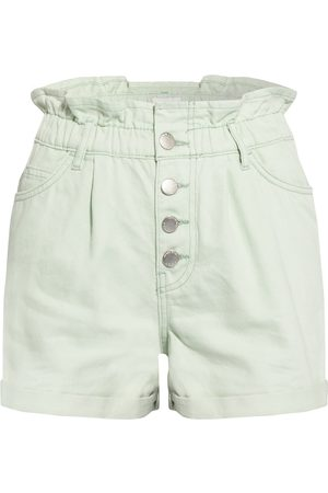 ONLY Jeans-Shorts blau