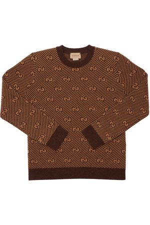 Gucci Sweater Aus Wolle