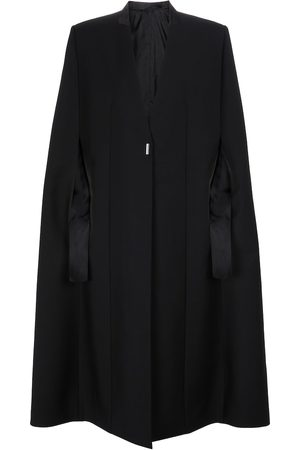 Givenchy Cape aus Wolle und Mohair