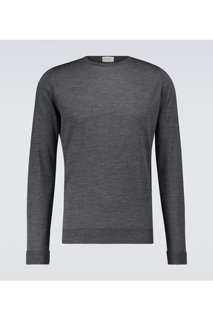 JOHN SMEDLEY Pullover Marcus aus Wolle