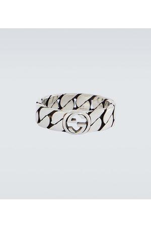 Gucci Ring Interlocking G aus Sterlingsilber