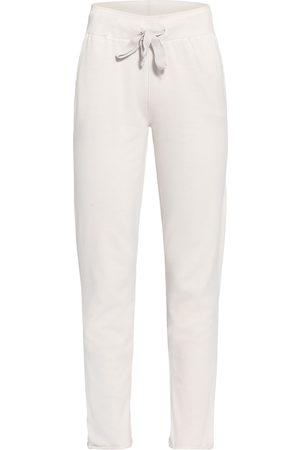 DARLING HARBOUR Damen Lange Hosen - Sweatpants blau