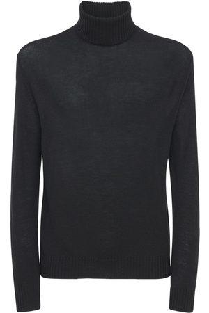 "JIL SANDER Rollkragensweater Aus Feiner Wolle ""plus"""