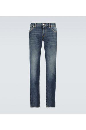 Dolce & Gabbana Skinny Jeans aus Stretch-Baumwolle