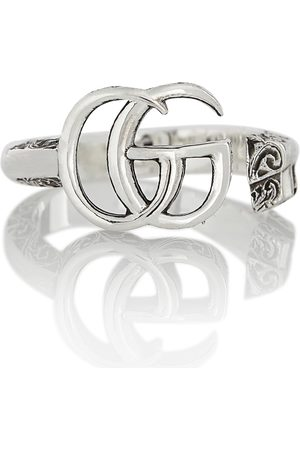 Gucci Ring Double G aus Sterlingsilber