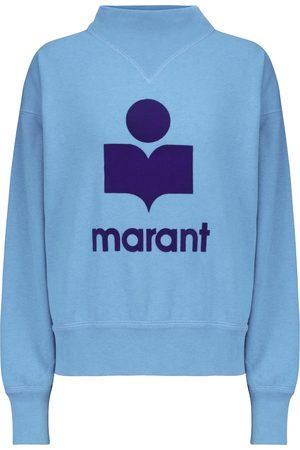 Isabel Marant, Étoile Sweatshirt Moby aus Baumwollgemisch